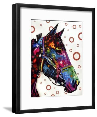 Horse-Dean Russo-Framed Giclee Print