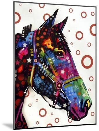 Horse-Dean Russo-Mounted Giclee Print