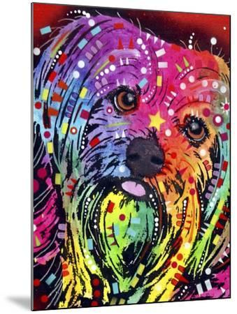 Yorkie-Dean Russo-Mounted Giclee Print