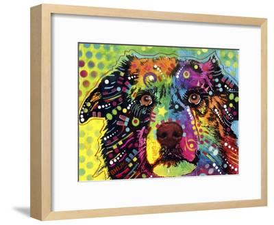 Straight Aussie-Dean Russo-Framed Giclee Print