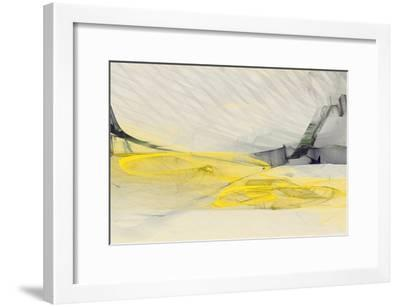 Abstraction 10686-Rica Belna-Framed Giclee Print