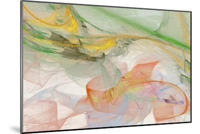 Abstraction 10713-Rica Belna-Mounted Giclee Print