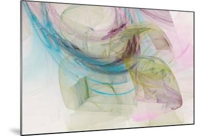 Abstraction 10711-Rica Belna-Mounted Giclee Print