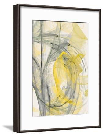 Abstraction 10701-Rica Belna-Framed Premium Giclee Print