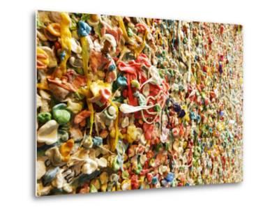 Post Alley Chewing Gum Details-searagen-Metal Print