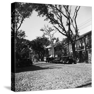 Nantucket Island-Hulton Archive-Stretched Canvas Print
