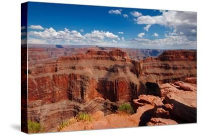 Eagle Point-Clive Rees Photography-Stretched Canvas Print