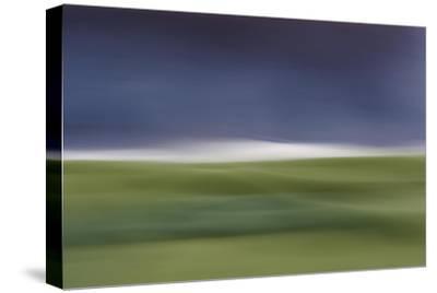 Moved Landscape 6042-Rica Belna-Stretched Canvas Print