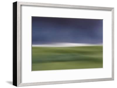 Moved Landscape 6042-Rica Belna-Framed Giclee Print