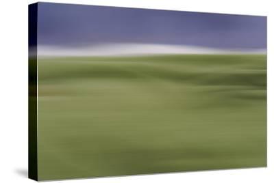 Moved Landscape 6024-Rica Belna-Stretched Canvas Print