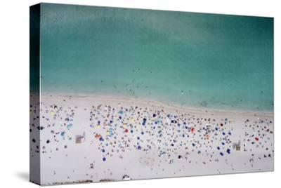 Haulover, Miami--Stretched Canvas Print