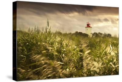 Stormy Weather-Bernd Schunack-Stretched Canvas Print