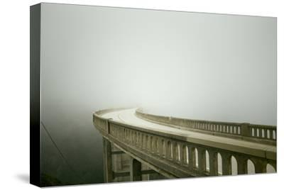 Bixby Bridge in Big Sur-Smari-Stretched Canvas Print