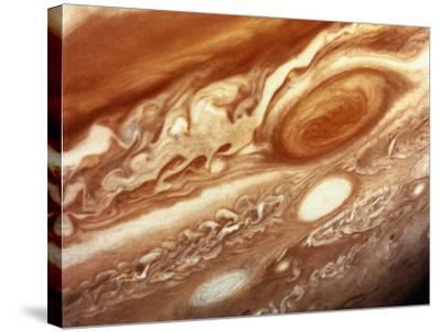 Jupiter--Stretched Canvas Print
