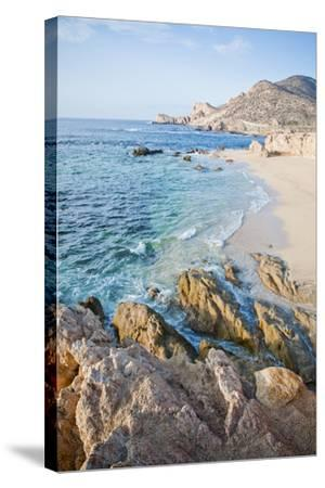 Chilino Bay-Christopher Kimmel-Stretched Canvas Print