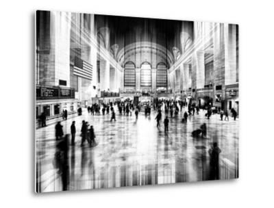 Urban Stretch Series - Grand Central Terminal - Manhattan - New York-Philippe Hugonnard-Metal Print