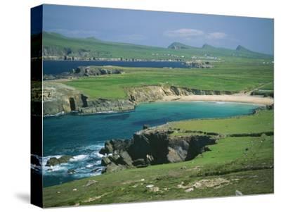 Ireland, the Dingle Peninsula-Ake Lindau-Stretched Canvas Print