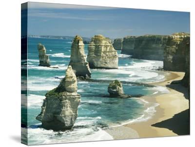 Australia the Twelve Apostles--Stretched Canvas Print