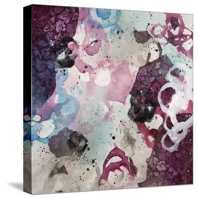 Convivial Dance III-Rikki Drotar-Stretched Canvas Print