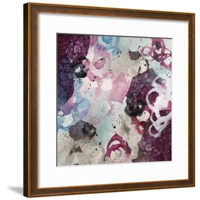 Convivial Dance III-Rikki Drotar-Framed Giclee Print