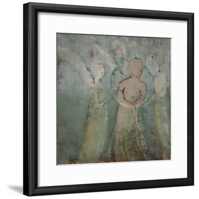Presence II-Kari Taylor-Framed Giclee Print