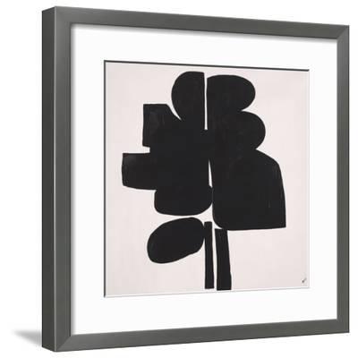 Blackberry II-Sydney Edmunds-Framed Giclee Print