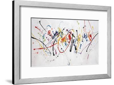Amplified-Sydney Edmunds-Framed Giclee Print