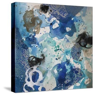 Convivial Play VII-Rikki Drotar-Stretched Canvas Print