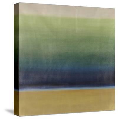 Pastel Cascade-Sydney Edmunds-Stretched Canvas Print