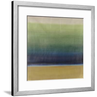 Pastel Cascade-Sydney Edmunds-Framed Giclee Print