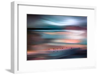 Migrations - Blue Sky-Ursula Abresch-Framed Photographic Print