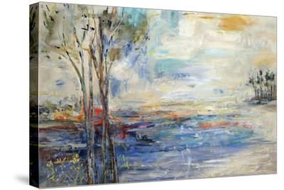 Private Lagoon-Jodi Maas-Stretched Canvas Print