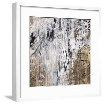 Gold and Chalk-Jodi Maas-Framed Giclee Print