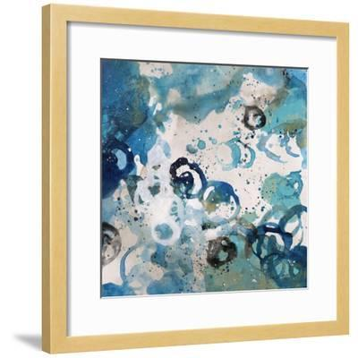 Convivial Dance VIII-Rikki Drotar-Framed Giclee Print