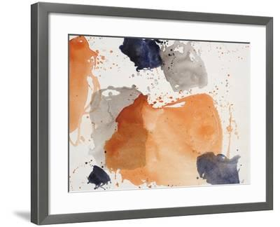 One Step I-Rikki Drotar-Framed Giclee Print