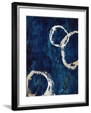 Interlocking II-Rikki Drotar-Framed Giclee Print