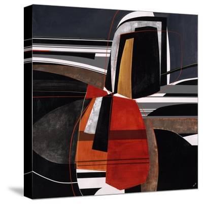 Future Past-Sydney Edmunds-Stretched Canvas Print