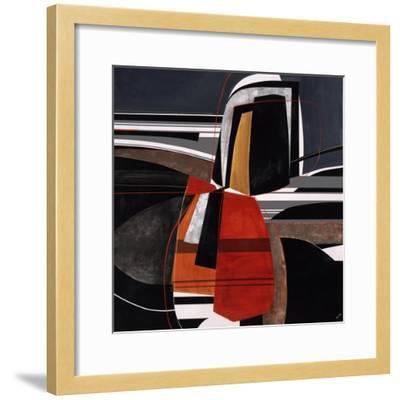 Future Past-Sydney Edmunds-Framed Giclee Print