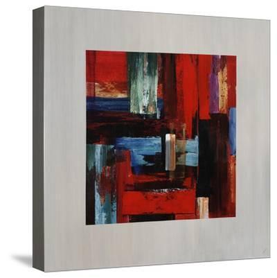 Juice Box-Sydney Edmunds-Stretched Canvas Print