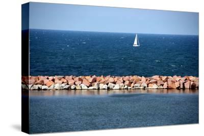 Lake Michigan-Luiz Felipe Castro-Stretched Canvas Print