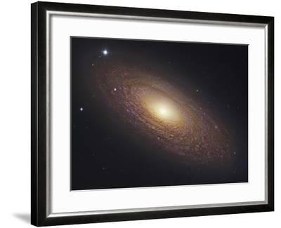 Ngc 2841, Spiral Galaxy in Ursa Major--Framed Photographic Print