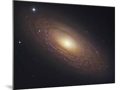 Ngc 2841, Spiral Galaxy in Ursa Major--Mounted Photographic Print