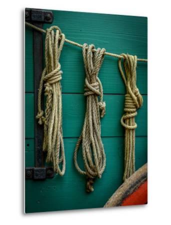 Wagon Ropes-Mr Doomits-Metal Print