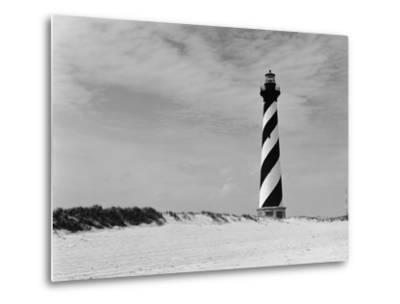 Cape Hatteras Lighthouse-GE Kidder Smith-Metal Print