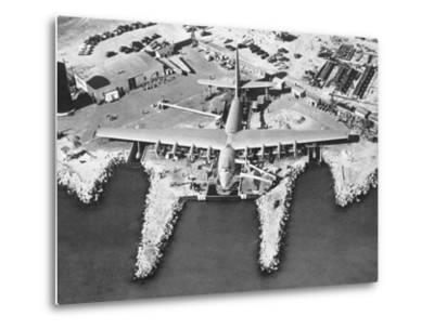 Spruce Goose Cruising--Metal Print