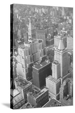 Metropolitan Life Insurance Co Building--Stretched Canvas Print