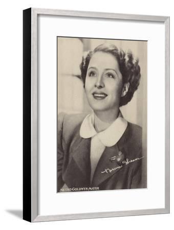 Moira Shearer--Framed Photographic Print