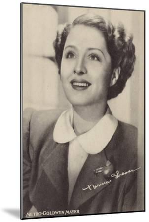Moira Shearer--Mounted Photographic Print
