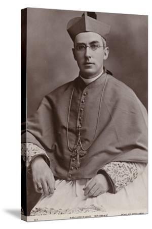Archbishop Francis Bourne--Stretched Canvas Print