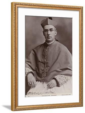 Archbishop Francis Bourne--Framed Photographic Print